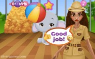 Moana Cute Zoo: Baby Elephant Wash