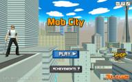 Mob City: Menu