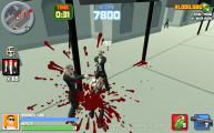 Mob City: Gameplay Shooting