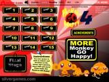 Monkey Go Happy 4: Menu