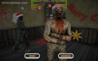 Monster Christmas Terror: Menu