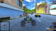 Monster Truck Extreme Racing: Gameplay Truck Racing