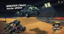 Monster Truck Racing Arena: Menu