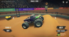 Monster Truck Racing Arena: Car Selection