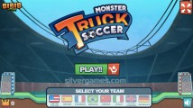 Fútbol En Monster Truck: Menu