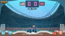 Fútbol En Monster Truck: Gameplay Car Soccer