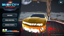 Moon City Stunt: Menu