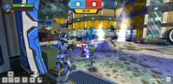 Moon Clash Heroes: Gameplay Io Battle
