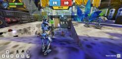 Moon Clash Heroes: Gameplay Shooting Battle