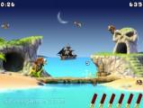 Moorhuhn Pirates: Moorhuhn Gameplay