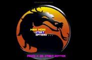 Mortal Kombat  2: Menu