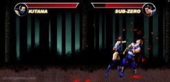 Mortal Kombat Karnage: Fighting Duell Gameplay