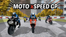 Moto Speed GP: Menu