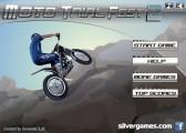 Moto Trial Fest 2: Menu
