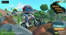 Moto Trial Racing: Menu