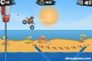 Moto X3M 5: Pool Party: Bike Racing
