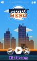 Motor Hero: Menu
