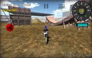 Motorbike Freestyle: Gameplay