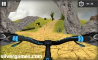 Mountain Bike Hill Racing: Gameplay
