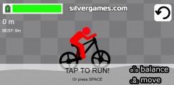 Горный Велосипед: Menu