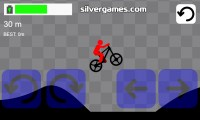 Mountain Bike: Jump