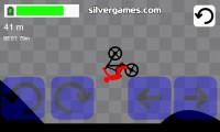 Горный Велосипед: Stunt