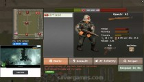 Mudfield.io: Gameplay Soldier