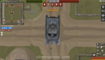 Mudfield.io: Driving Tank War Field