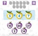 Multiplication Simulator: Maths Gameplay Multiplicator