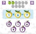 Multiplication Simulator: Gameplay Calculating Fun Kids