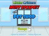 Must Escape The Pet Shop: Menu