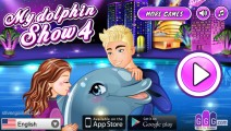 My Dolphin Show 4: Menu