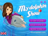 My Dolphin Show: Menu