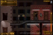 My Friend Pedro Arena: Gangster Shooting Gameplay