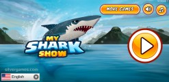 My Shark Show: Menu