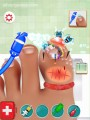 Nail Doctor: Pedicure Gameplay