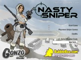 Nasty Sniper: Menu