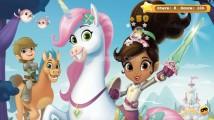 Nella La Princesse Chevalier : étoiles Cachées: Gameplay Stars Hidden