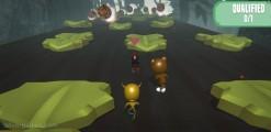 Nightmare Runners: Multiplayer Gameplay Race