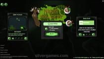 Nightwalkers.io: Menu