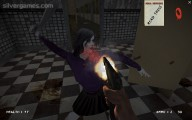 Nina The Killer: Gameplay Shooting Evil