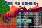 Noob Vs Zombies 2: Menu