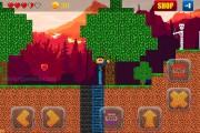 Noob Vs Zombies 2: Minecraft Platform Game