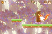 Nut Rush 2: Gameplay Squirrel Jumping