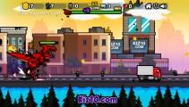NY Rex: Gameplay