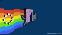 Nyan Cat: Retro Pixel
