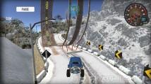 Off Road Truck Rennspiel: Gameplay Racing Hill