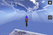 Offroad Bike Race 3D: Falling Off The Sky