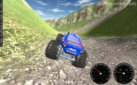 Offroad Monster Truck Simulator: Car Stunts