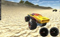 Offroad Monster Truck Simulator: Racing